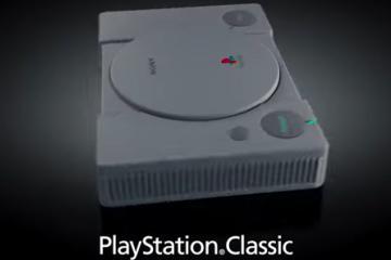 Estos 20 juegos tendrá la consola de PlayStation Classic