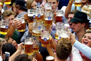 Fui al Oktoberfest en Alemania y así me fue