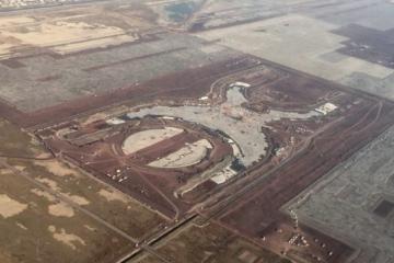 A los críticos de la consulta sobre el nuevo aeropuerto