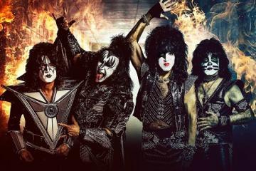 Kiss hará vibrar a San Diego en el 2019
