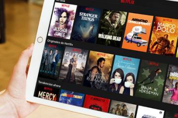 Controlar Netflix con la mirada podría convertirse en una realidad