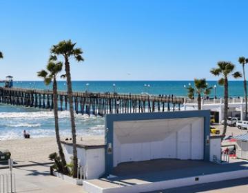 Cierran playa de San Diego por avistamiento de tiburón