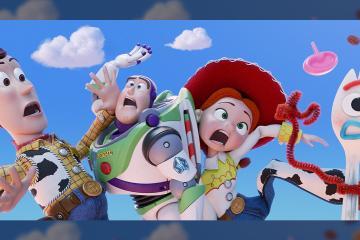 Primer trailer de Toy Story 4 presenta a un nuevo personaje