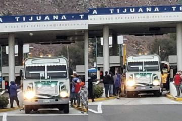Tercer grupo de Caravana Migrante ya llegó a Tijuana