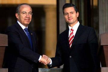 Calderón y Peña Nieto, ¿extraditables?