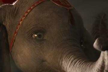 Tim Burton da vida a Dumbo