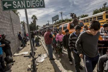 Gobierno federal envía ayuda humanitaria a migrantes