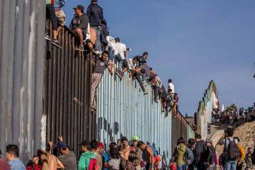 Migration wont stop!