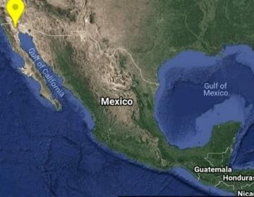 Temblor en Mexicali se sintió en Tijuana