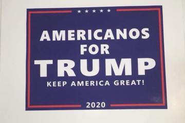 Partidarios de Trump se unen a tijuanenses antimigrantes