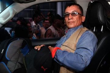 Honduras señala a Bartolo Fuentes como el promotor de la caravana