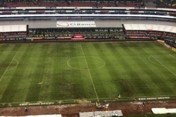 Estadio Azteca desperdicia oportunidad de pasar a la historia de la...