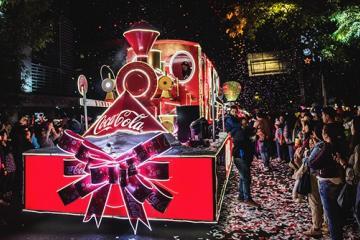Tijuana brillará con desfile de la Caravana Coca-Cola