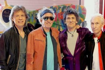 The Rolling Stones harán rockear a California