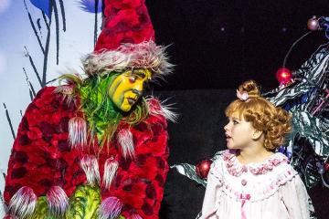 Grinch, el musical se presentará este jueves en ICBC