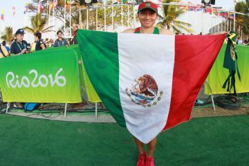 Medallista olímpica da positivo en dopaje