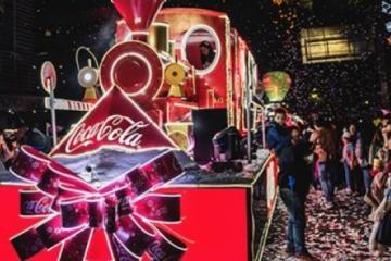 Hoy es la Caravana Coca-Cola en Tijuana ¡Esto debes saber!