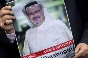 Times nombra persona del año a Jamal Khashoggi
