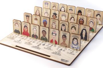 El juego de adivinanzas que celebra a mujeres que han cambiado el...
