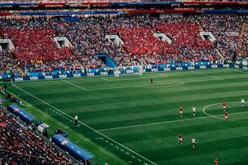 Casi todo el mundo vio el Mundial de Rusia 2018