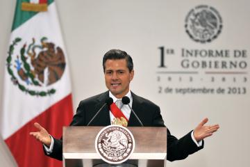 Peña Nieto received bribes from El Chapo