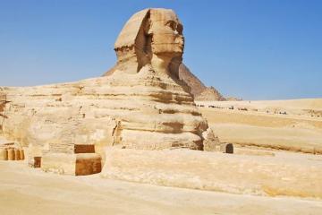 Encuentran tumbas del Imperio Antiguo de Egipto