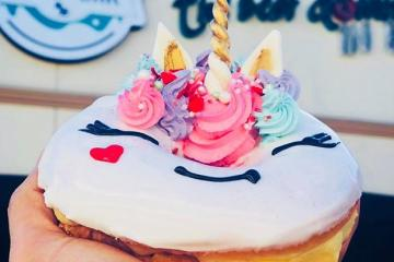 Magic arrives to Tijuana with the Unicorn Doughnut