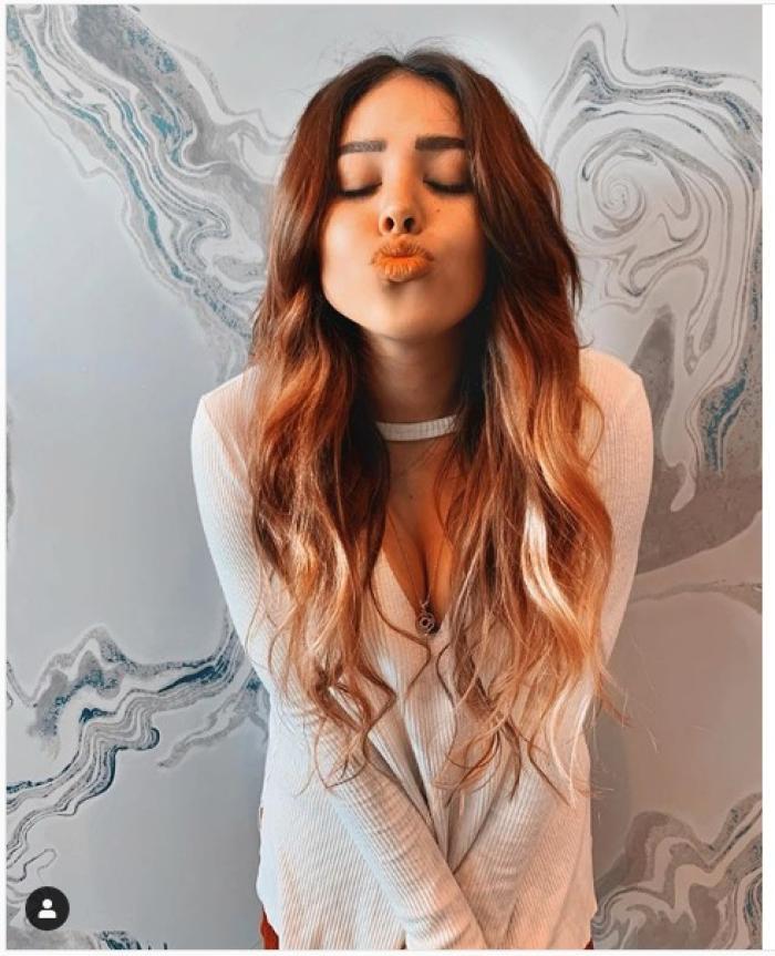 """Danna Paola conquista redes con look """"al natural"""""""