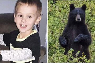 3-year-old boy lost found alive, he says he was accompanied by a...