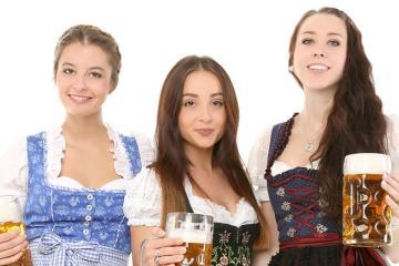 ¡Adiós a la copa A! tomar cerveza puede aumentar el tamaño de...