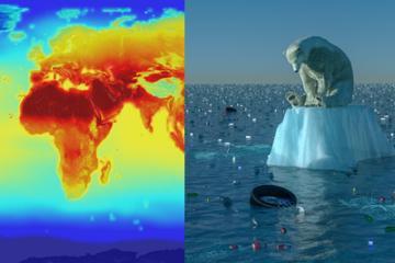 El calentamiento global provocará cambios en el color de los océanos