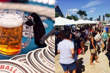San Diego Bay Beer by the Bay the Best Beer Festival