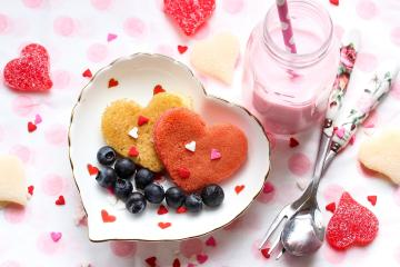Celebrate Valentine's Day with a very special brunch