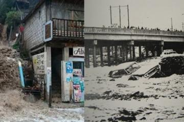 Rain in Tijuana could be as strong as like what they witnessed in 1993