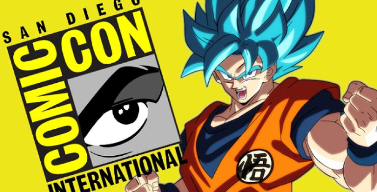 Dragon Ball llegará a San Diego Comic-Con 2019