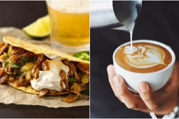 Tacos, Beer & Coffee all in one place