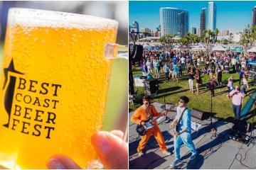 Best Coast Beer Fest beer, food trucks and fun