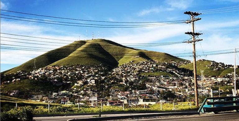 Es importante reconocer puntos naturales como el Cerro Colorado: CDT
