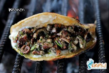 The Kraken Taco doesn't go out of style!