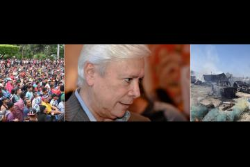 "Jaime Bonilla: ""los temas de Baja California no son mi tema"""