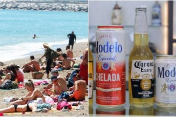 Modelo Beer company is making changes before Spring Break!