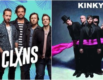 The Bands Claxons & Kinky are coming back to Tijuana