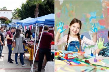 Organic Farmer´s Swap Meet is celebrating Kids Day  In Tijuana!