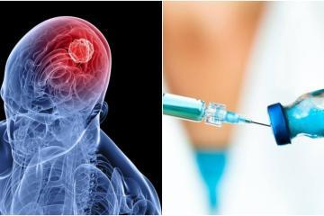 Desarrollan vacuna para el tratamiento del cáncer cerebral