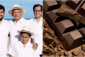 Hijos de AMLO le dicen no a la política y sí a los chocolates
