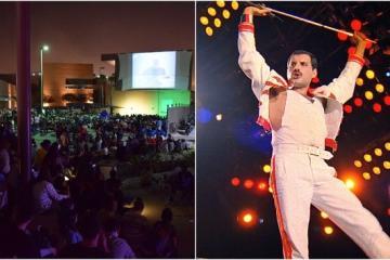 Tijuana rockeará en mayo con proyecciones de Queen y Metallica