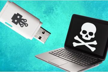 Destruyó equipo de cómputo con un 'USB Killer' y podría...