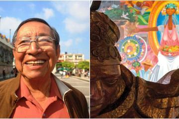 Fallece el muralista Teodoro Cano a los 87 años