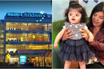 Clínica de San Diego operará gratis a niña de Tijuana con...