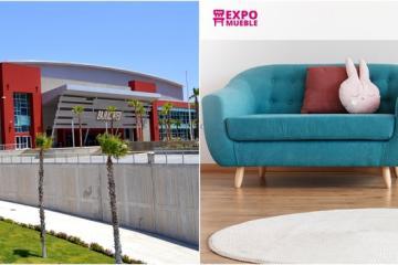 ¡Hoy empezó la Expo Mueble en Rosarito!